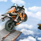 不可能的摩托车轨道