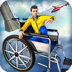疯狂车轮跑酷模拟-极限冒险挑战