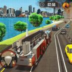 消防车救火模拟器